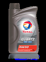 Total  QUARTZ INEO MC3 5W-30, 1л , Масло моторное
