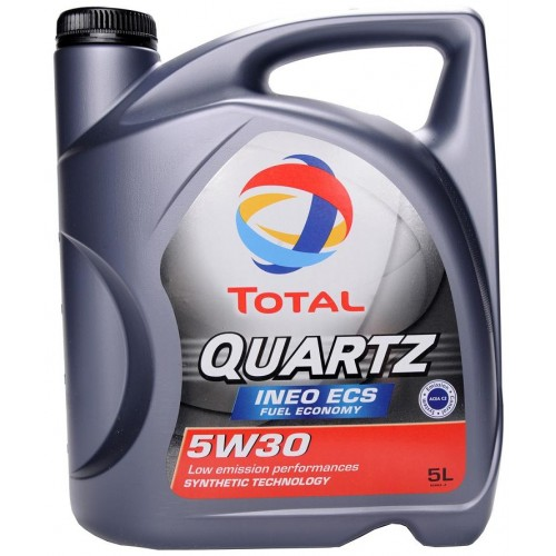 Total  QUARTZ INEO ECS 5W-30, 5л